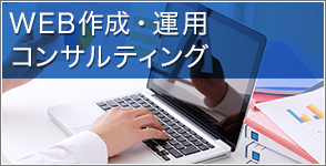 WEB制作・運用コンサルティング