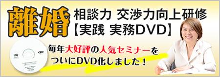 離婚問題解決のプロフェッショナル養成講座DVD