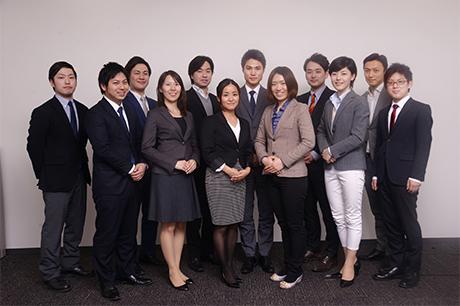 法律事務所コンサルティングチーム